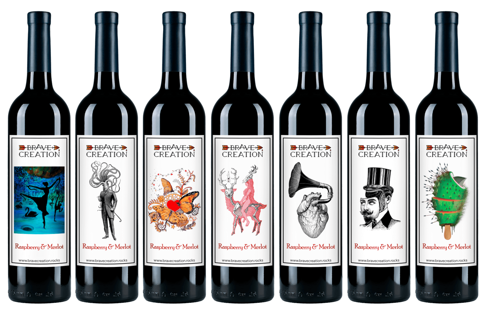 малиново вино Трастена