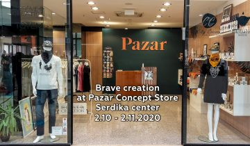 Pazar Concept store at Serdika center