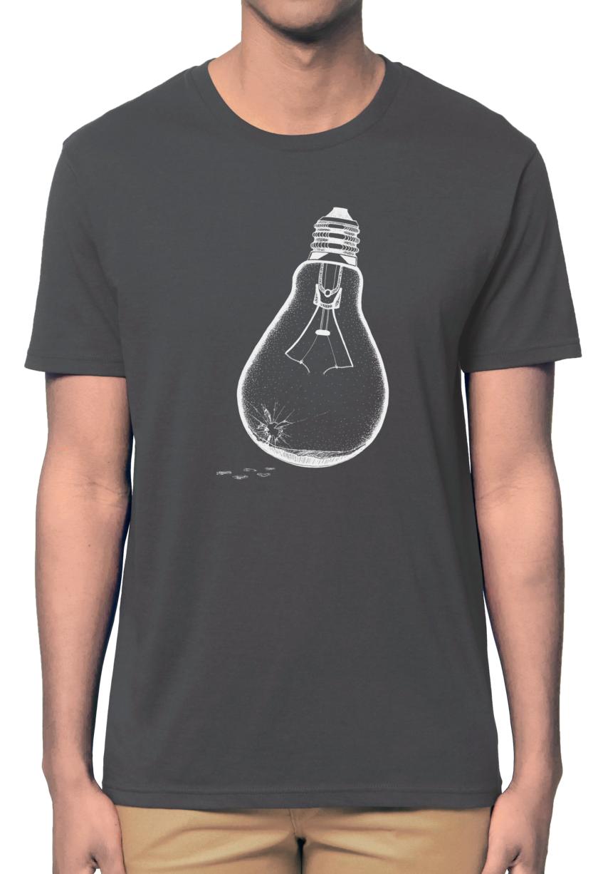 Idea of escape мъжки тениски с щампи